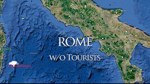 Rome Without Tourists