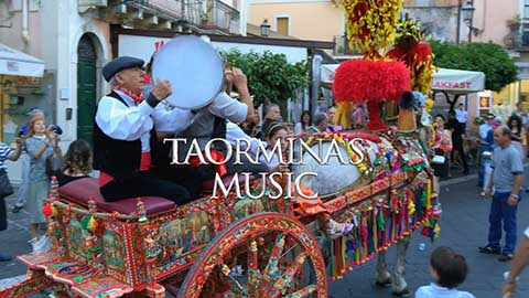 Old and New Music in Taormina