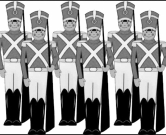 Christmas Soldiers